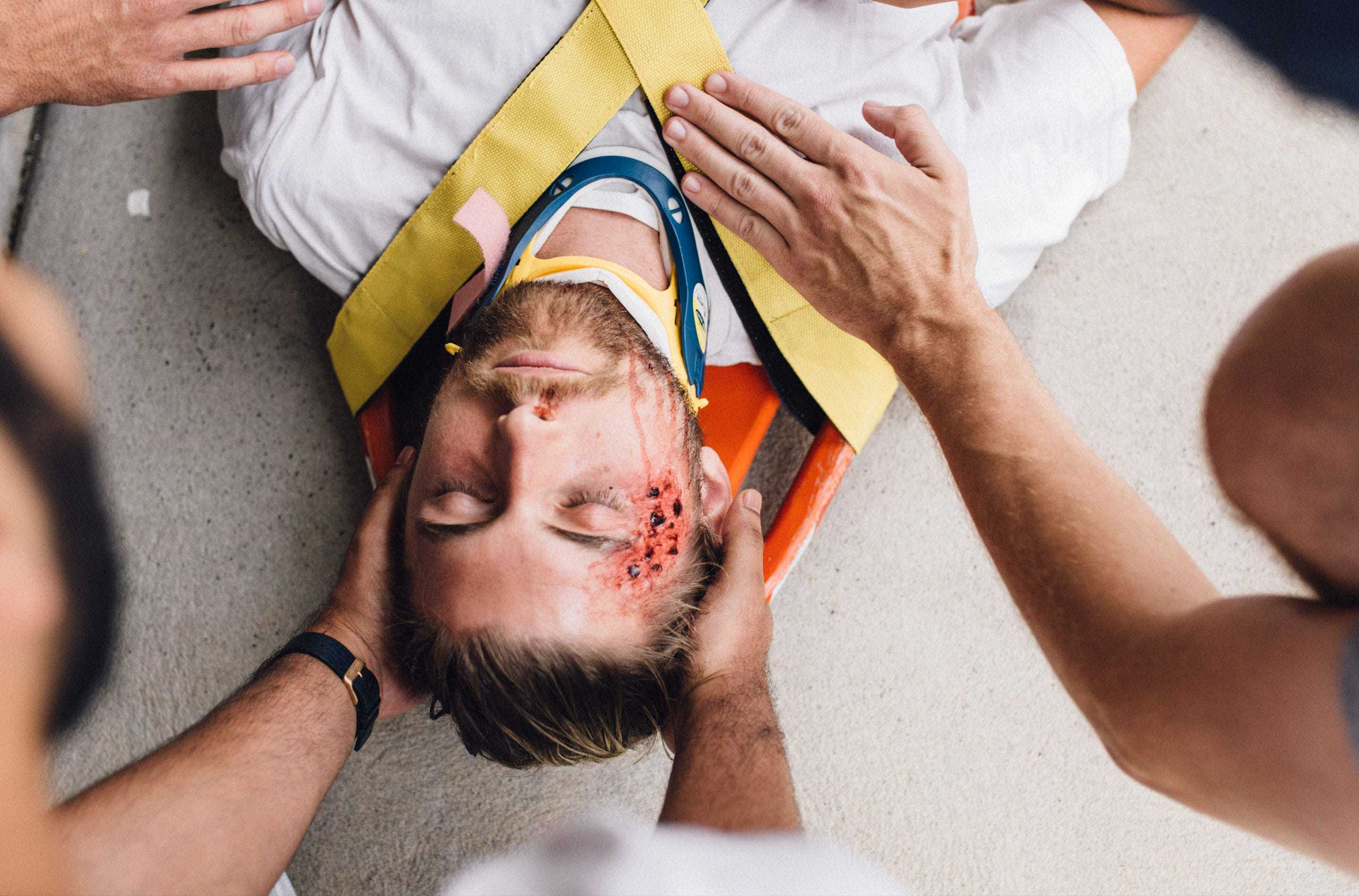 First Aid Courses In Melbourne + Sydney - Real Response